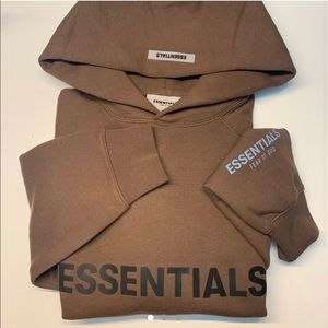 FOG Essentials Hoodie | XS